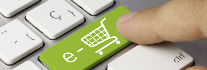 Plan du e-commerce