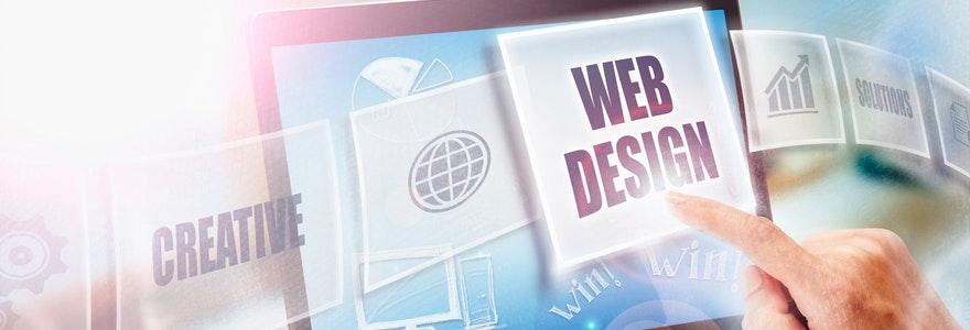 agence experte en web design